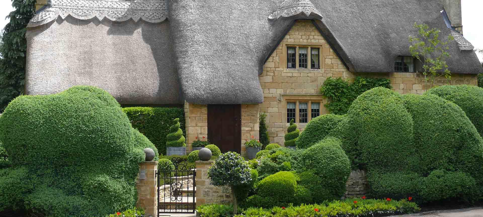 Cotswolds Le Doux Jardin De L 39 Angleterre